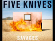gallery of songs written and/or produced by Jimmy Harry: Five Knives - Shake My Bones (Audio) video